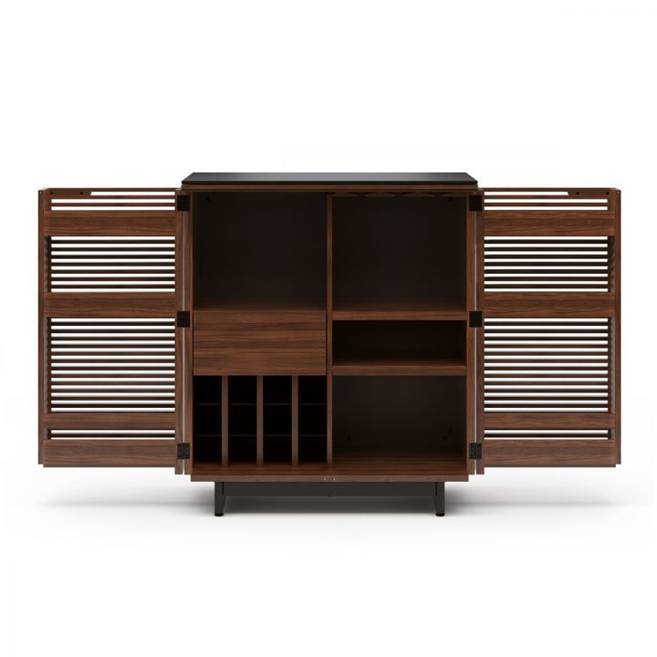 Wood Home Bar Furniture: Corridor 5620 Modern Home Bar Cabinet