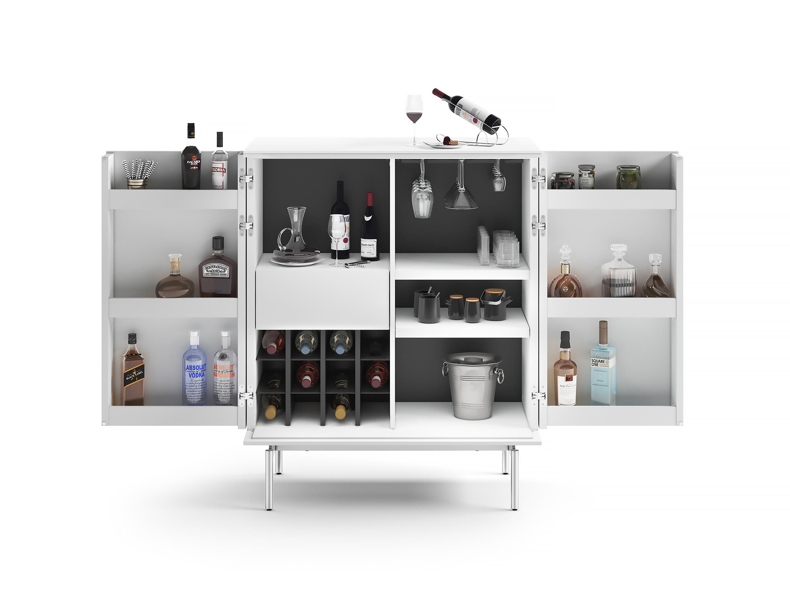Tanami 7120 Home Bar Bar Cabinet Bdi Furniture