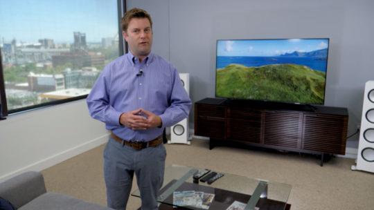 Digital Trends Top TV Stands Review of BDI Corridor 8179.