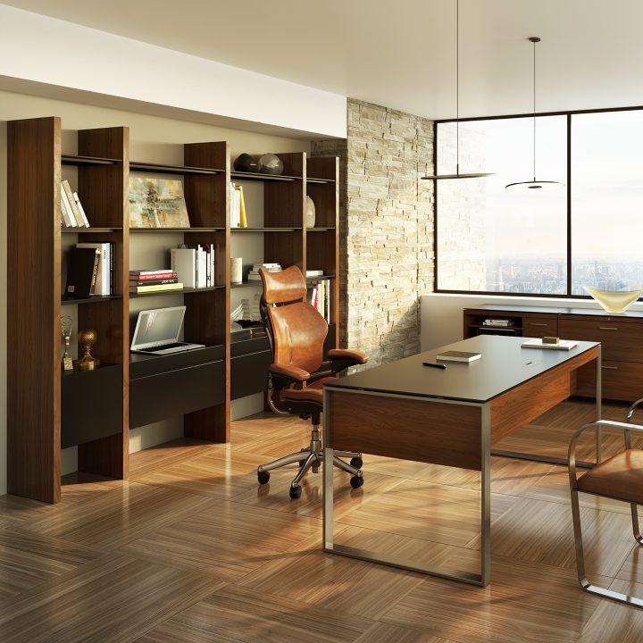 Modern Living Room Shelves, Shelving Units, and Bookcases ...
