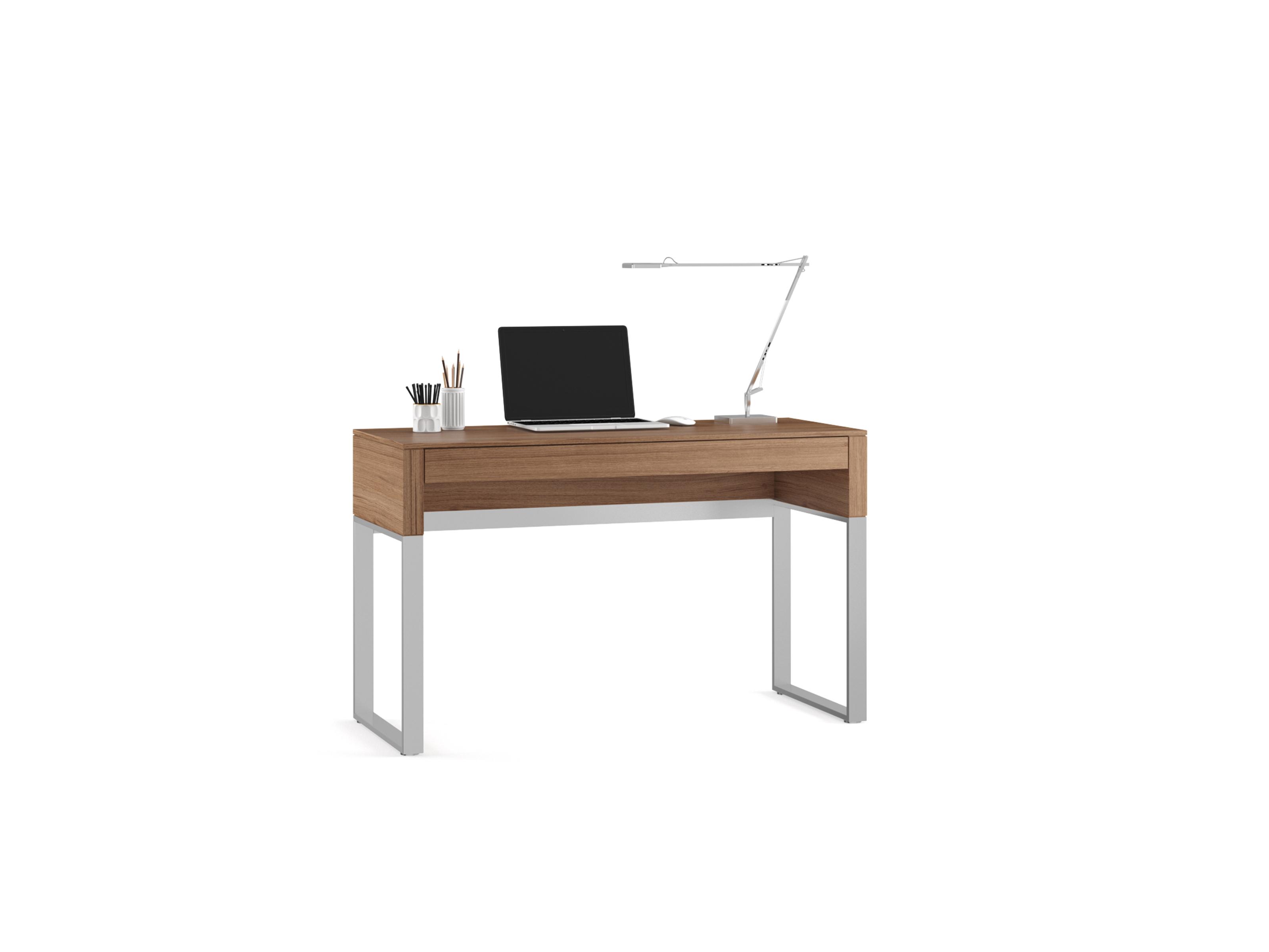 Image of: Cascadia 6202 Slim Console Laptop Desk Bdi Furniture