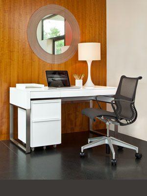 Modern Home Office Furniture Desks Storage Shelving