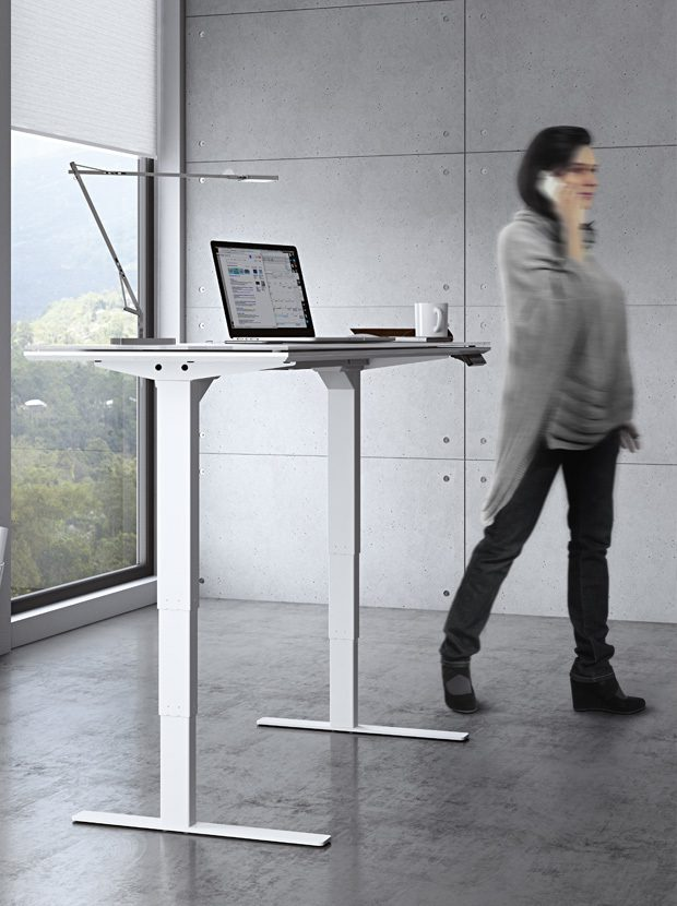 Centro Home Office including standing desk