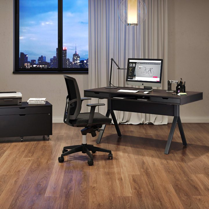 The Modica Office Collection By BDI Unique Modern Home Office Collection