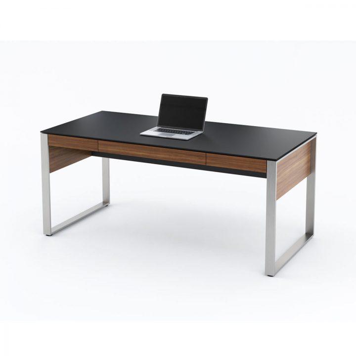 The Downing Street Executive Curio Desk: Sequel 6021 Modern Executive Office Desk