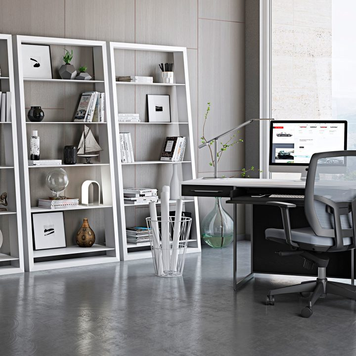 Modern Office Shelves Shelving Units And Bookcases Bdi