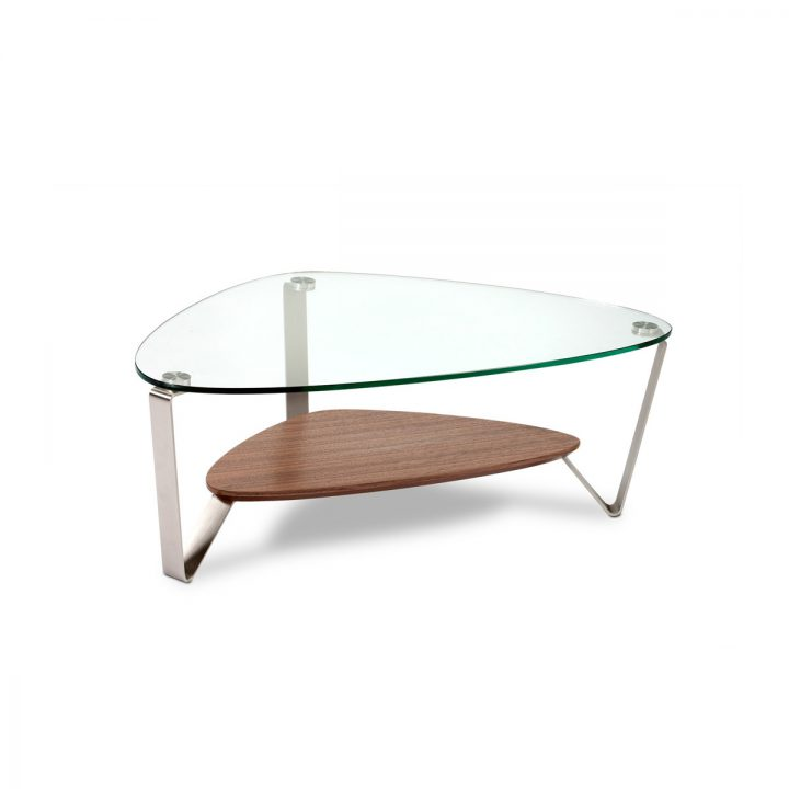 Glass Coffee Table Vancouver: Dino 1344 Small Coffee Table