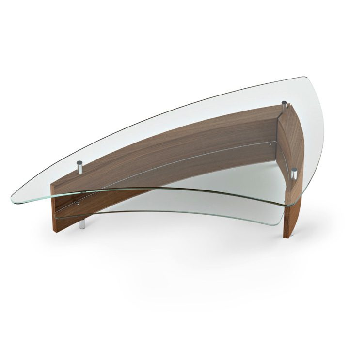 The Fin Table by BDI unique modern design