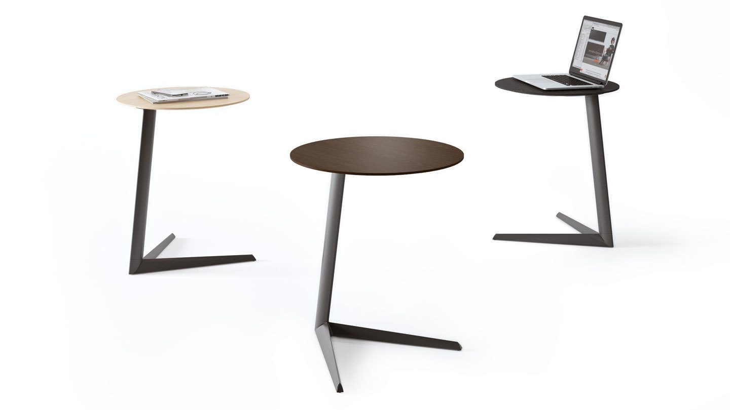 Mobile Coffee Table.Milo Laptop Table Side Table And C Table Bdi Furniture