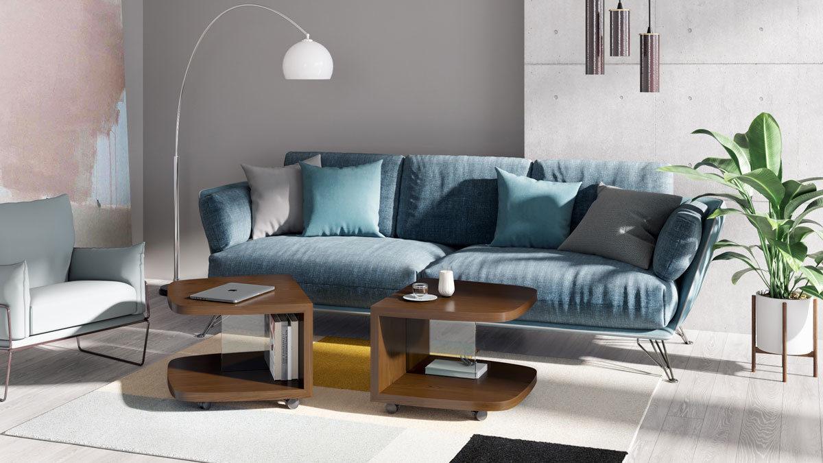 Modern Living Room Furniture | Tables, Shelves, Bar Cabinets ...