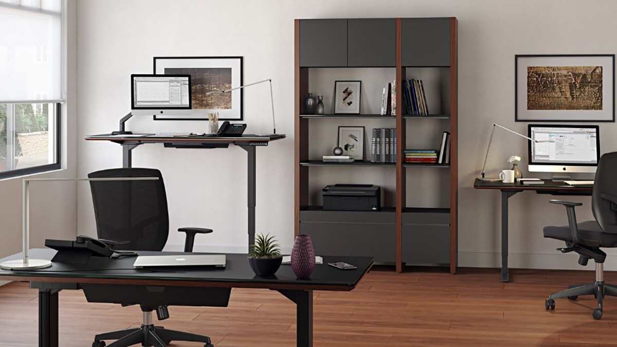 How To Create A Comfortable Workplace For Employees Bdi Furniture