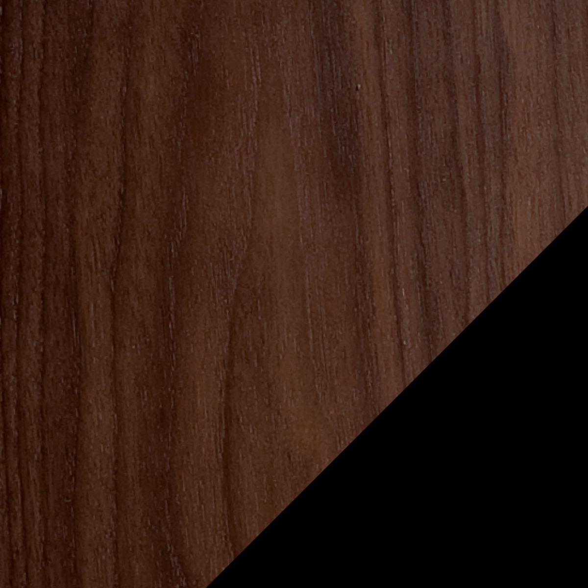 Chocolate Walnut / Black