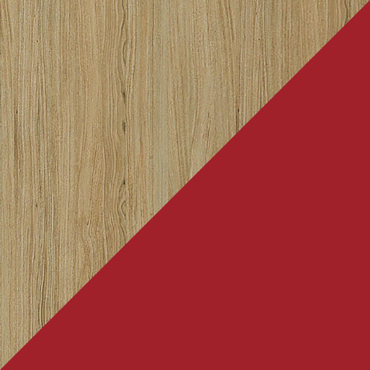 Drift Oak / Cayenne