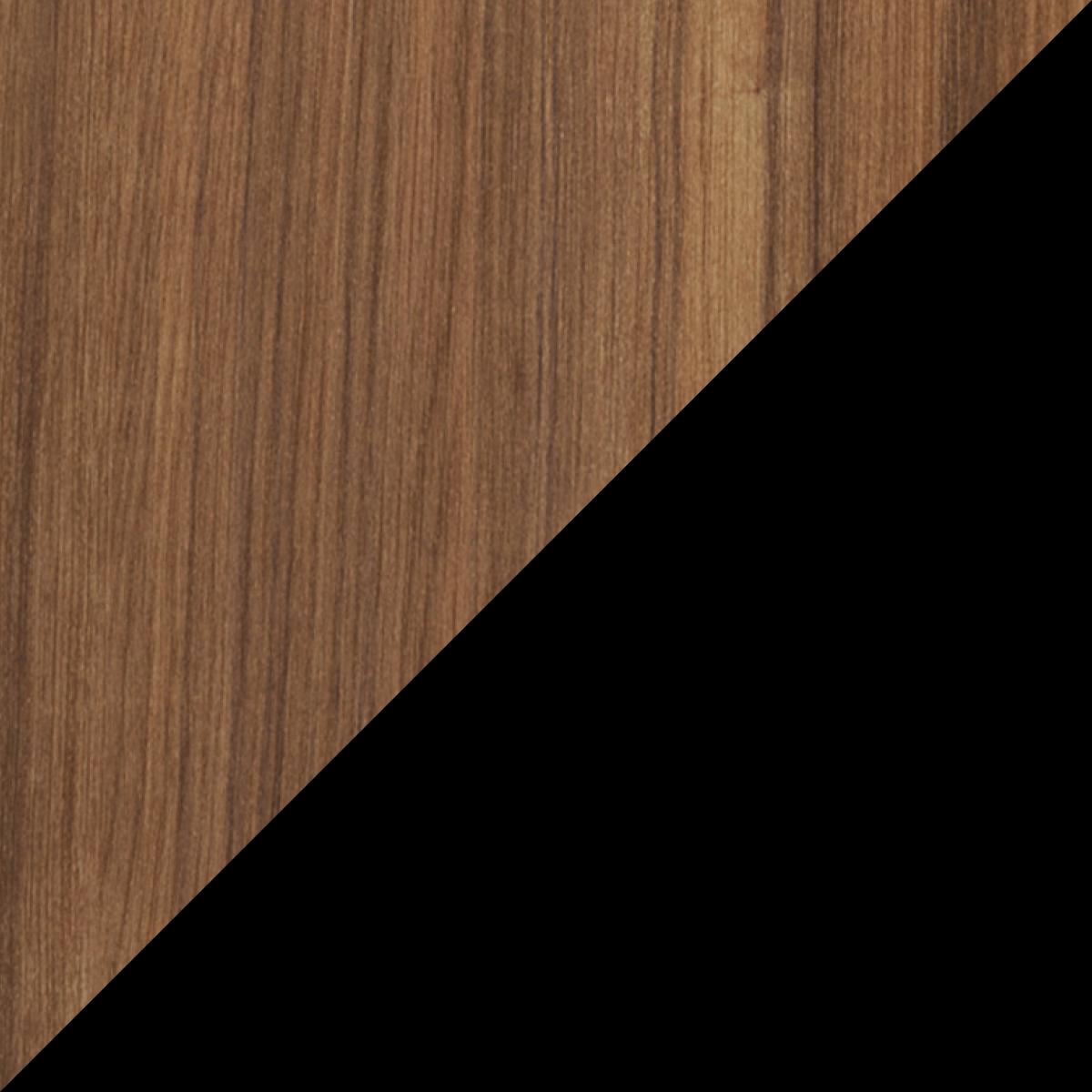 Walnut / Black