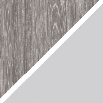 Platinum / Satin Grey