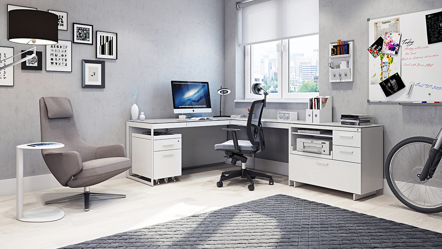 Modern Home Office Furniture From Bdi