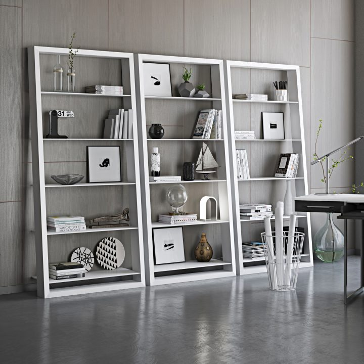 Modern Living Room Shelves, Shelving Units, and Bookcases | BDI ...