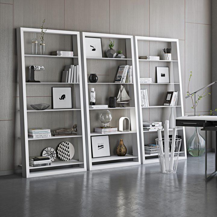 Modern Living Room Shelves Shelving Units And Bookcases