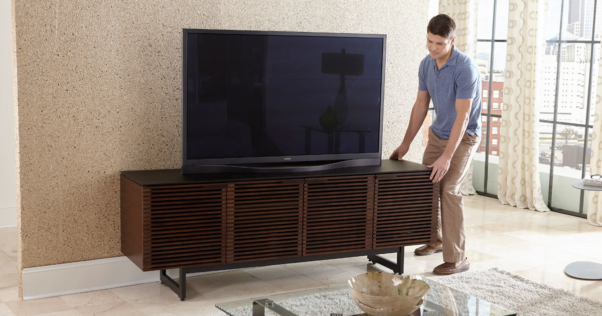 Bdi Tv Stands And Media Cabinets Features Bdi Furniture