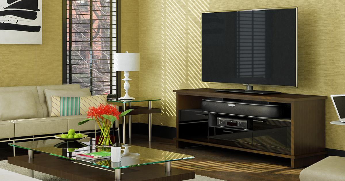 Braden 8828 Media Cabinet Bdi Furniture
