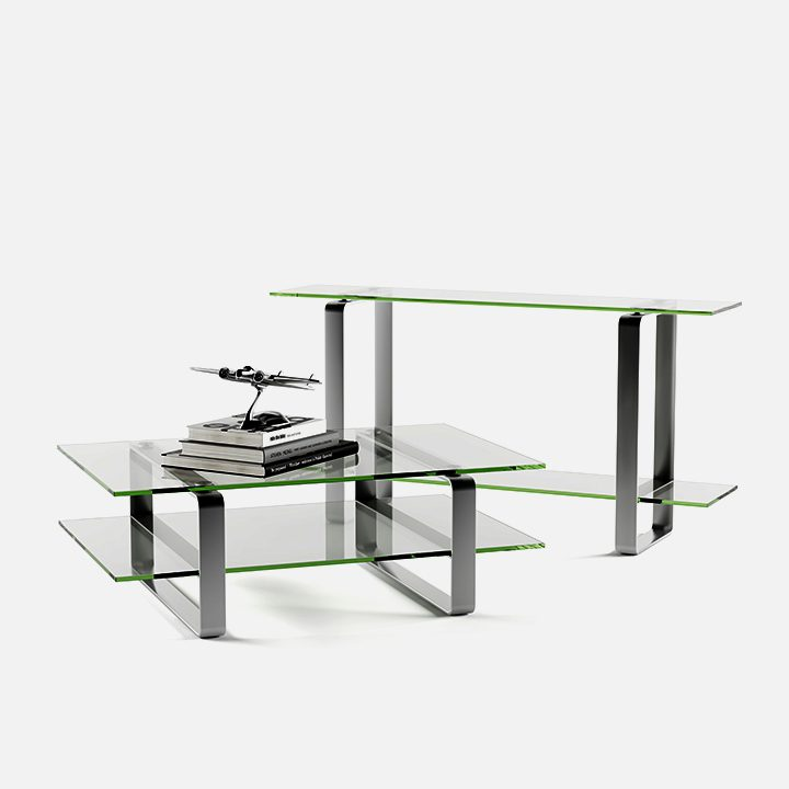 The Stream Table Collection by BDI sleek modern design