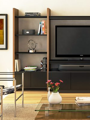 Modern Home Entertainment Furniture   TV Stands ...