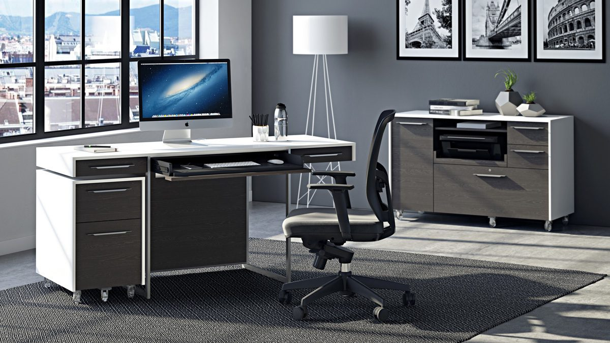 The Format Collection by BDI functional modern home office